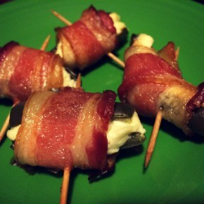 Easy Bacon Jalapeno Popper Recipe