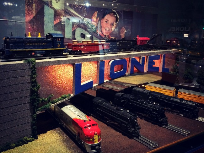 Holiday Junction Lionel