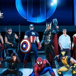 Marvel Universe LIVE at US Bank Arena {GIVEAWAY}