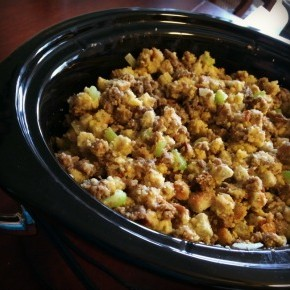 Five Thanksgiving Stuffing Recipes