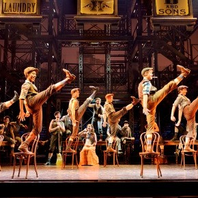 Broadway in Cincinnati Presents Newsies