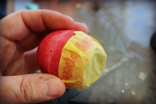 Carscaron Confetti Egg