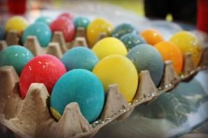 Carscarones Mexican Confetti Eggs
