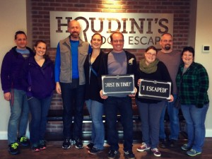 Houdini's Room Escape Crew