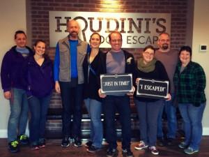 Houdini's Room Escape Crew