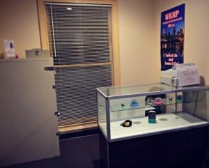 Houdini's Room Escape Gift shop