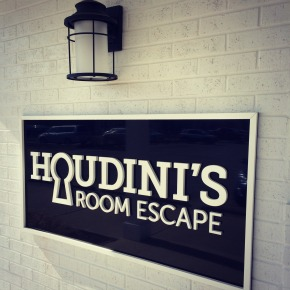 Houdini's Room Escape