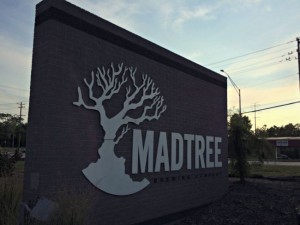 Madtree Brewing Company & Catch a Fire Pizza