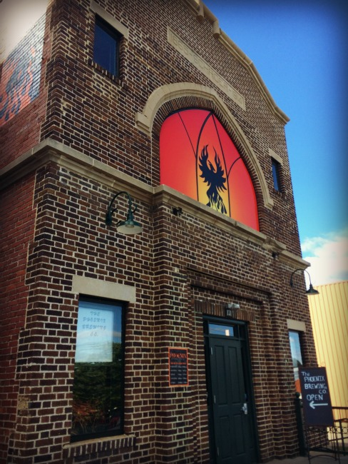 Mansfield The Phoenix Brewing Company