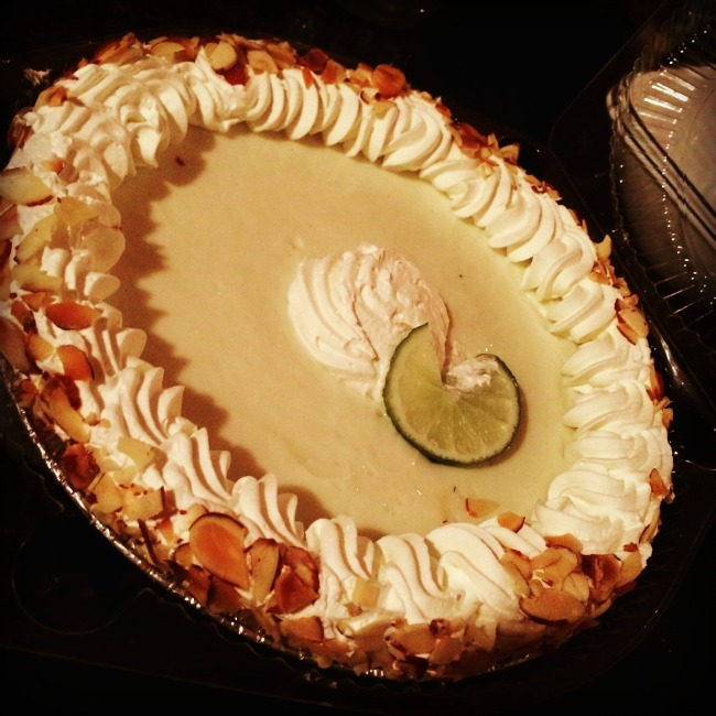 Cape Canaveral Key Lime Pie from Publix