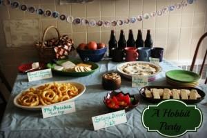 Hobbit Party