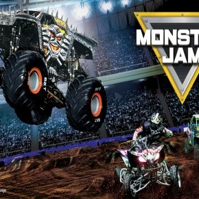 Monster Truck Jam 2016 {GIVEAWAY}