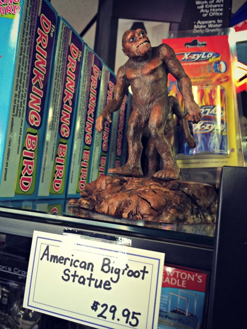 Milford Coolest Toys on Earth Bigfoot