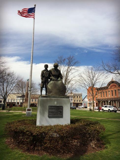 Milan, Ohio Memorial