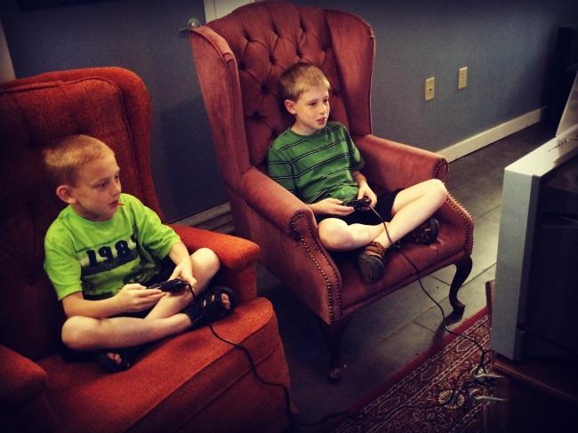 Arcade Legacy Living Room