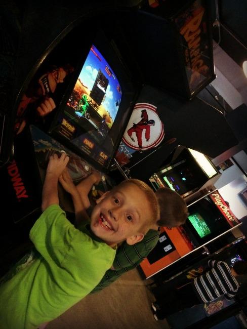 Arcade Legacy Sam