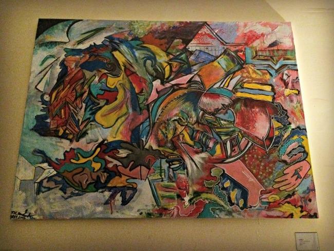 Inspirado Painting