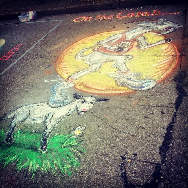 Maifest Chalk 2