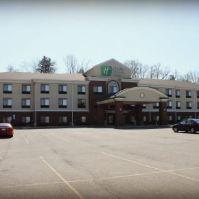 Holiday Inn Express & Suites ~ Zanesville North, Ohio