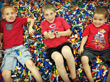 LEGO KidsFest 2016 Louisville