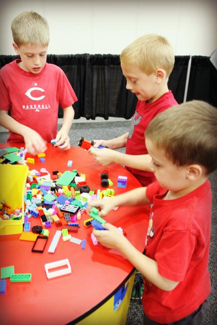 LEGO KidsFest Challenge