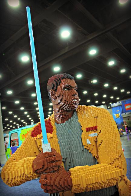 LEGO KidsFest Finn