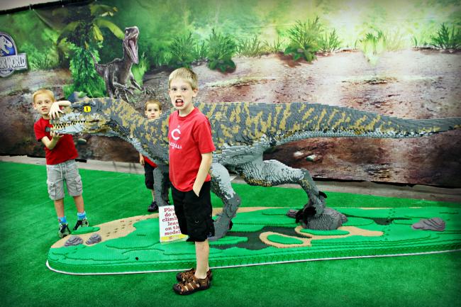 LEGO KidsFest Jurassic World