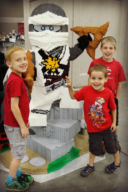 LEGO KidsFest Ninjago
