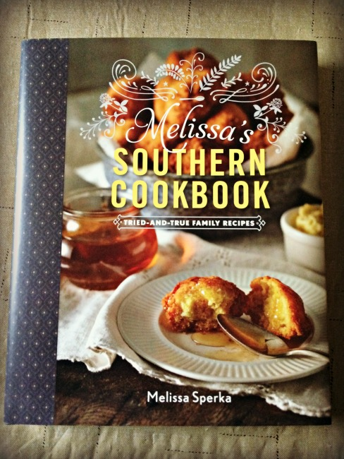 Melissa's Southern Cookbook Cover