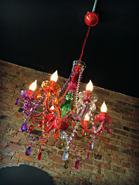 The Rook OTR Chandelier