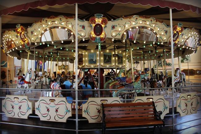 Merry Go Round Museum Carousal
