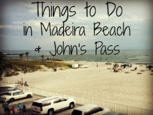Things to Do in Madeira Beach & John's Pass