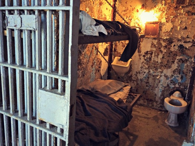 Ohio State Reformatory Cell