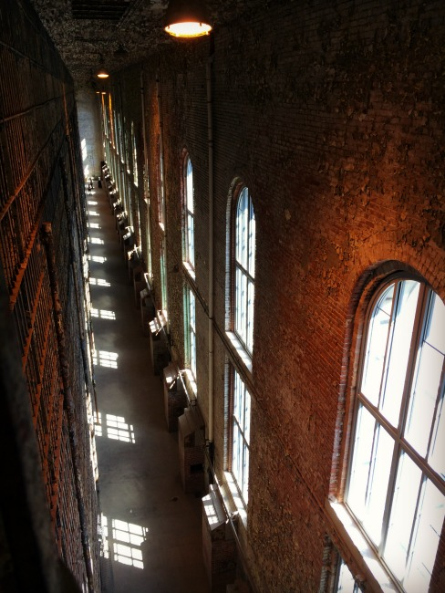 Ohio State Reformatory Windows and Cells