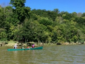 Doe Run Lake Canoe Ride