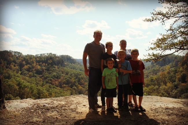red-river-gorge-family