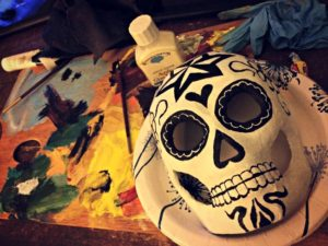sugar-skull-costumes-mask