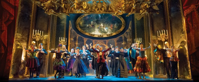 The Phantom of the Opera Masquerade