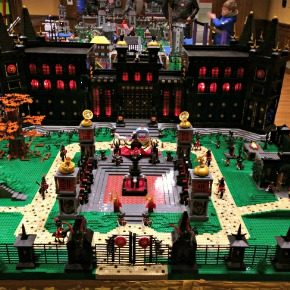 Merry Brickmas in Over the Rhine