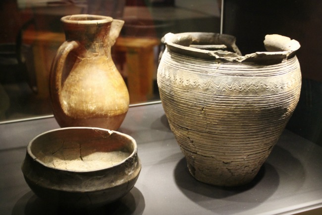 Viking Pottery