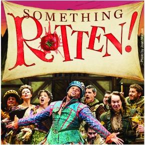 Broadway in Cincinnati Presents: Something Rotten