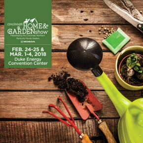 Home and garden giveaway 2018