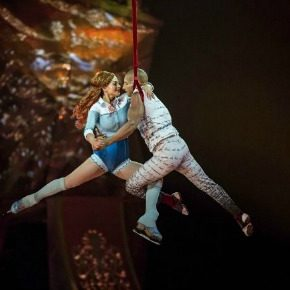 Cirque du Soleil Announces a Brand New Show!  CRYSTAL